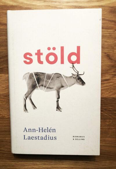Omslaget till boken Stöld.
